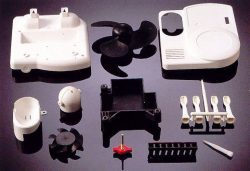 Изготовление пластиковых изделий на 3D принтере