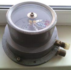 В -16рб манометр электроконтактный взрывозащищенный