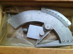 Угломер с нониусом 0-320 градусов
