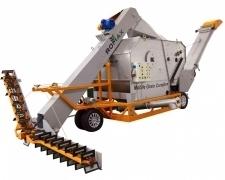 Мобильные машины для очистки зерна ALFA-MGC (Россия)