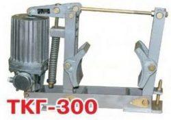 Тормоз ТКГ 300 с толкателем ТЭ-50
