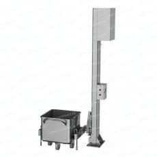 Подъемно опрокидывающее устройство мачтовое стационарное.