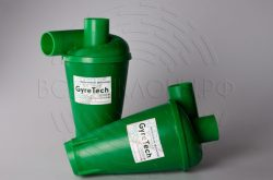 Циклонный фильтр (Циклон) М-2 для фильтрации крупной бетонной крошки, металлической и деревянной стружки