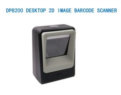 DP8200 2D Image Desktop Scanner