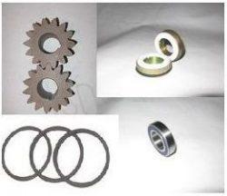 Ремкомплекты, запасные части для углекислотного и криогенного оборудования