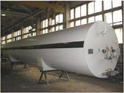 Резервуар для хранения углекислоты