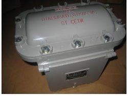 ЭПУУ-4-1 узел управления краном взрывозащищённый