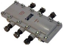 КСВ-4-2 коробка соединительная взрывозащищенная