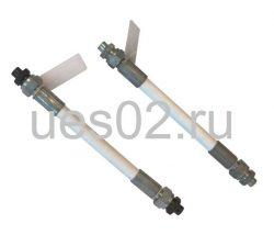 ВДГ-1(ВДГ-1-1), ВДГ-2(ВДГ-2-1), ВДГ-3(ВДГ-3-1) вставка диэлектрическая гибкая
