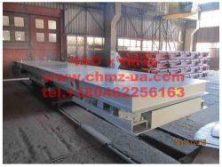 Оборудование и оснастка для заводов ЖБИ: металлоформы, бетоноукладчики, вибростолы, вибротумбы и т.д