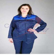 Костюм рабочий женский (куртка+брюки)
