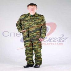 Костюм ОВ саржа (куртка+брюки)