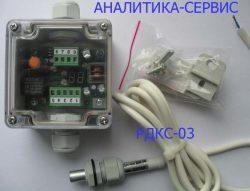 РДКС-03 устройство контроля скорости