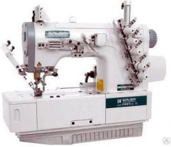 Промышленная швейная машина Siruba F007KD-W122-356/FHA/UTG