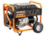 Аренда генераторов 5 и 6 кВт