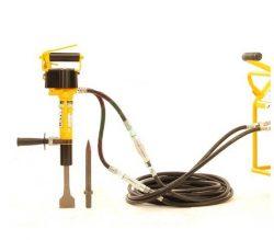 Гидромолоток отбойный Caiman BH051, ручной (кирка в комплекте)