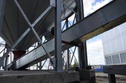 Цепной транспортер от 5 до 1000 тонн/час ООО ПКФ Техносфера