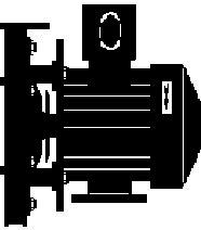 Насос кормовой для свинокомплексов КМк 90-50-175