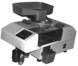 АСМ-1Л машина для счета и фасовки монет всех достоинств ЦБ РФ и иностранных