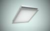 Светильник люминесцентный OWP/R 4x18 IP54/IP20 встраиваемый опаловый