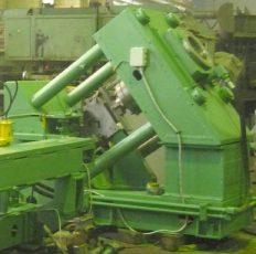 Пресс гидравлический для резки швеллеров ПГШ-90