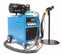 Системы газопламенного напыления