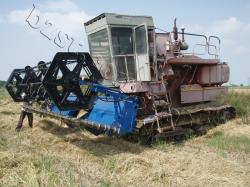 Жатка рисовая навесная ЖРН-5
