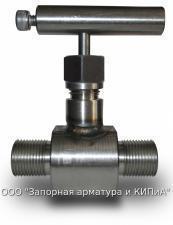 Клапан игольчатый 15H54бк Ц G1/2H-R1/2H