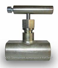 Клапан игольчатый 15с54бк M G1/2B-R1/2B