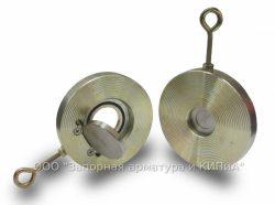 Клапан обратный КО-200-16