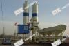 Китайский бетонный завод HZS25