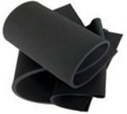 Пористая пластина (резина губчатая) ту 38.105867-90