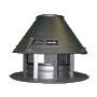 Вентиляторы крышные ВКР - 8